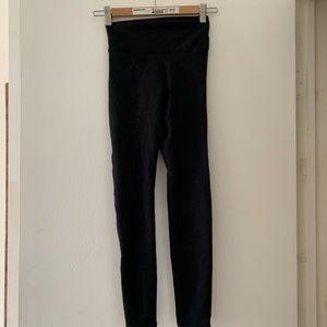 Black High-Waisted Fabletics Leggings